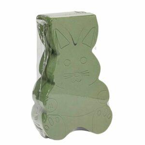 Floral Foam 2D Rabbit Design