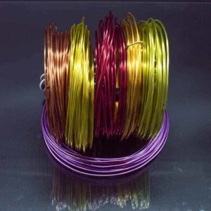 Aluminium Wire – Assorted Colours