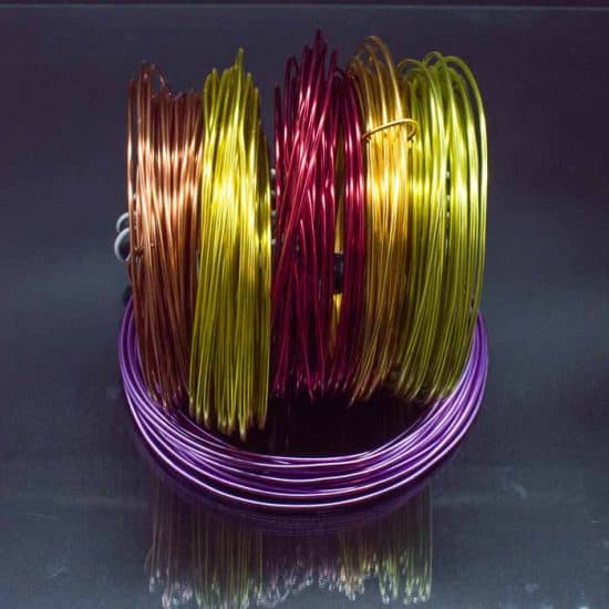 Delicious Daydreams Aluminium Wire - Assorted Colours