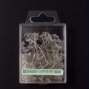 Diamante Pins 40mm 100pcs 62300