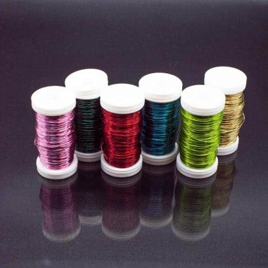Metallic Wire - Assorted Colours