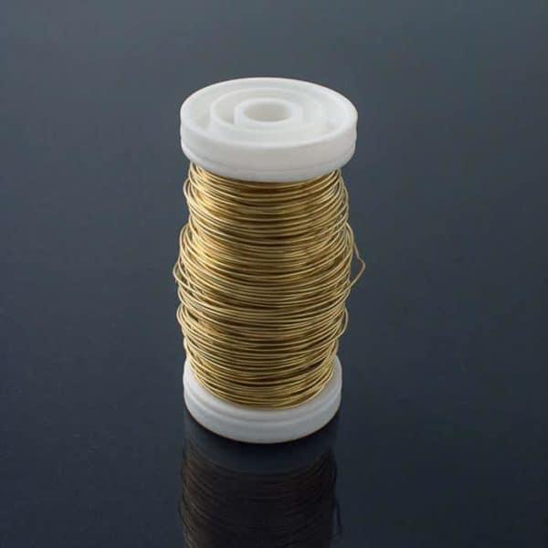 Metallic Wire Gold