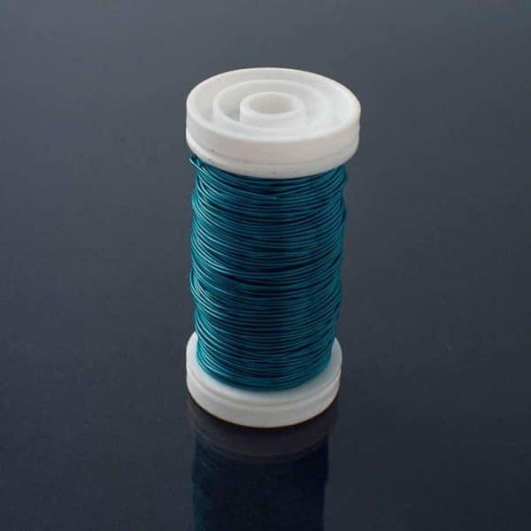 Metallic Wire Turquoise