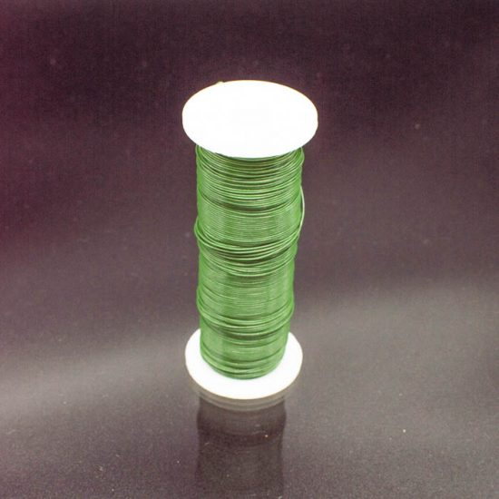 Reel Wire Green 100gm X26g