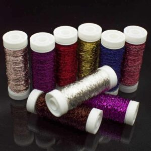 Bullion Wire – Assorted Colours
