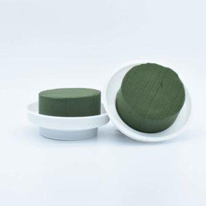 Foam Netted Spheres-24cm Set2pcs/