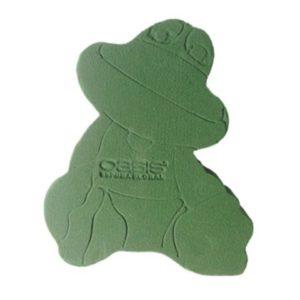 Foam 2D Frog