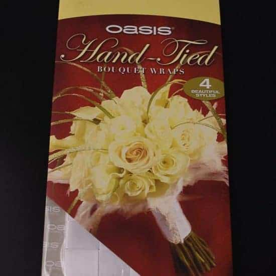 Bouquet Wrap Weave Ivory