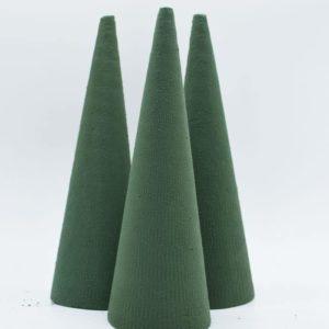 Foam Cones 3 pack 32cm
