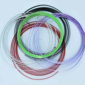 Flat Wire Assorted Colours