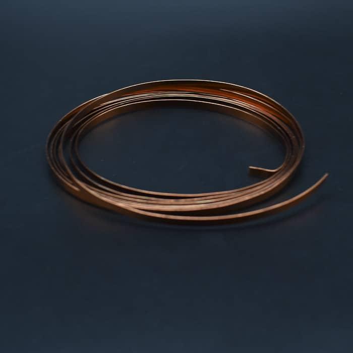 Flat Wire Copper