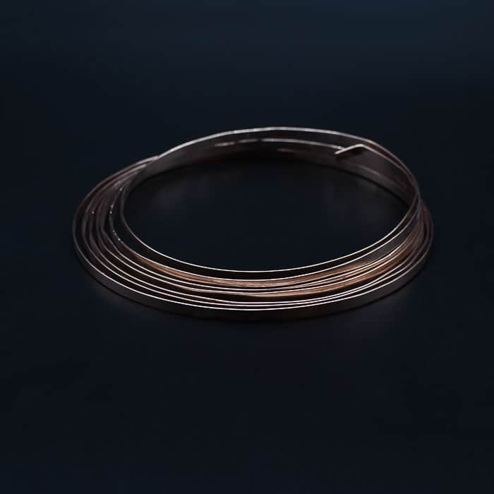Flat Wire Coppery