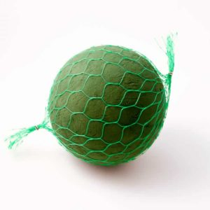 OASIS® Floral Foam Netted Spheres-20cm