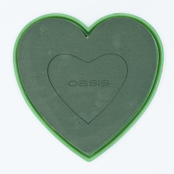 OASIS® Foam Heart Small