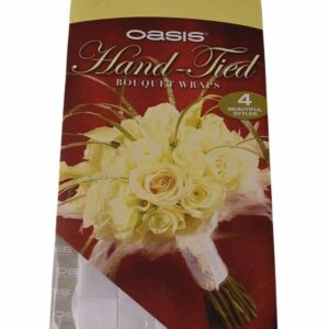 Bouquet Wrap Weave Ivory 62414