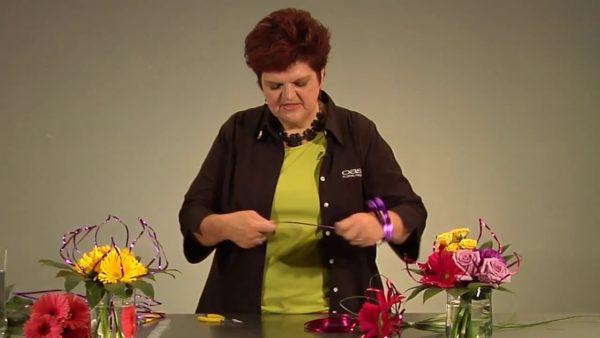 How to create wire flowers