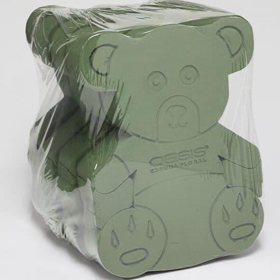 2D Bear – Pack Quantity: 2 Pieces