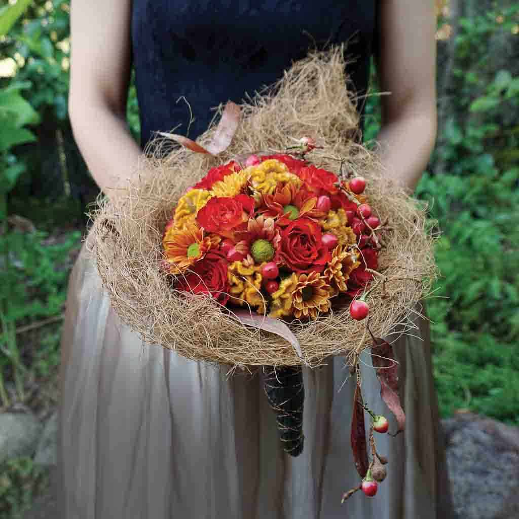 Nest of Happiness Bouquet