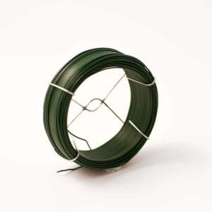 Plastic Wrap Green Wire 30m