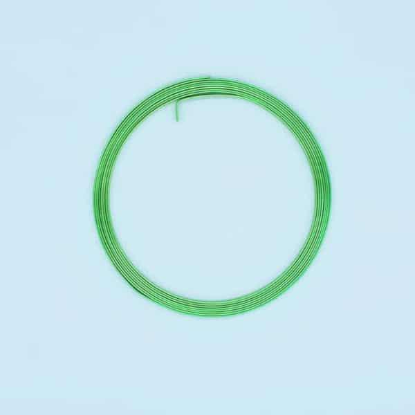 Flat Wire Green 962