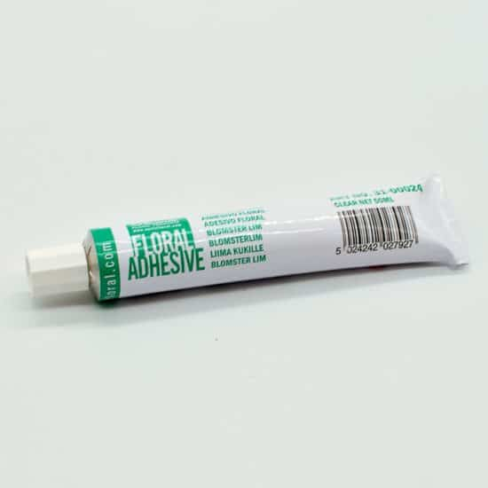 Floral Adhesive Clear 50ml Tube