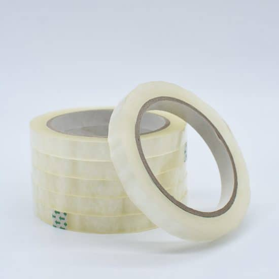 Clear Tape 10mm – 6 Rolls