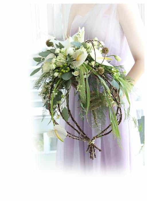 Make this Bouquet in 4 steps – Framed for the Future