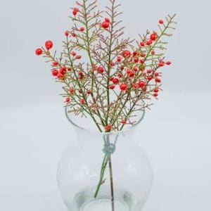 Bouquet Vase 18cm single
