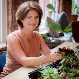 Sharon McGukin Smithers-Oasis North America Design Director Sharon McGukin, AIFD, AAF, PFCI,