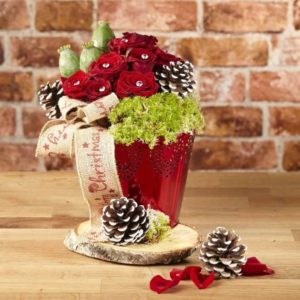 Christmas Floral Design Inspiration /Designs For Occasions