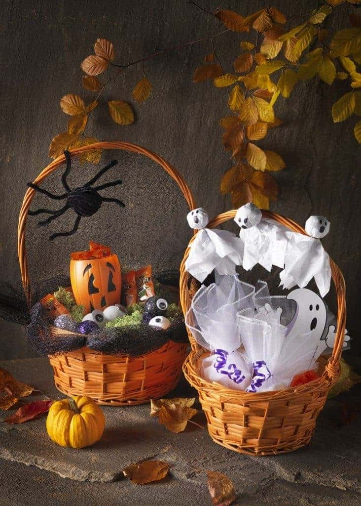 Ghoulish Tricks and Tempting Treats