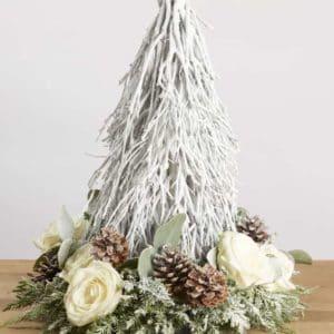 Twiggy Tree – Frosty – 25cm X 42cm