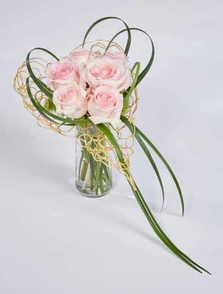 Pink Love Valentine Floral Design