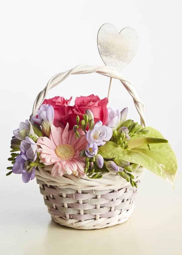Summertime Basket