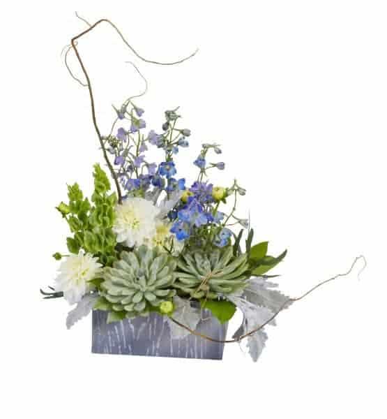 Gratitude Grows Floral Centerpiece