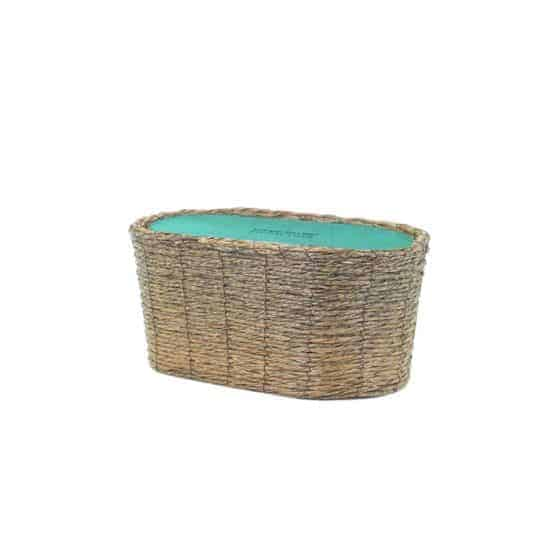 Imitation Rattan Basket Rectangular 36cm