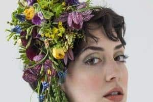 4 Easy Steps for Creating Trend-Savvy Botanical Headpieces