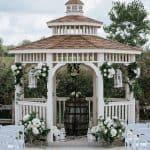 Backyard Wedding Flower Tips