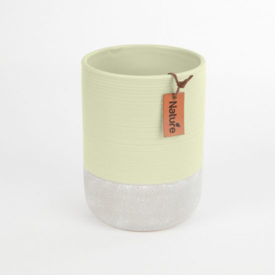 Evie Green Vase