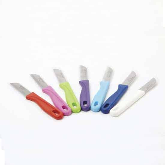 Multi Coloured Knives