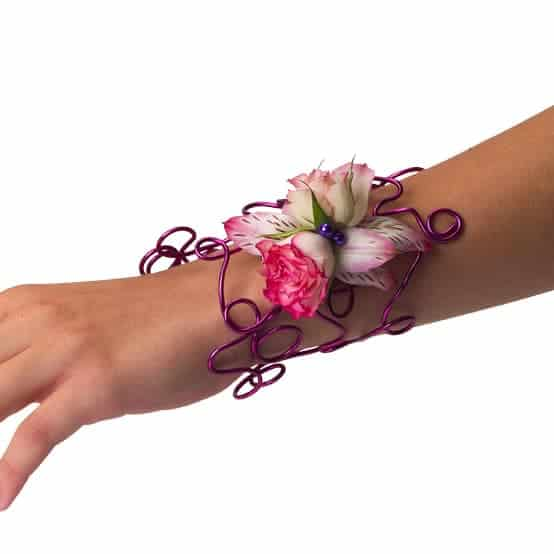 Armful of Fun Floral Corsage