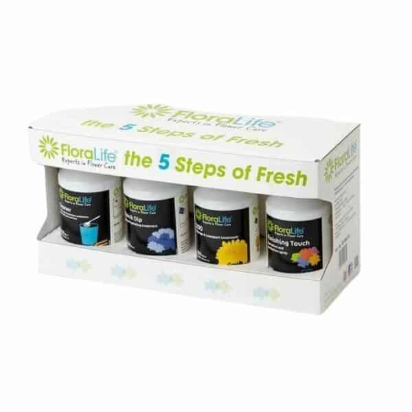 Floralife® Five Steps Test Kit