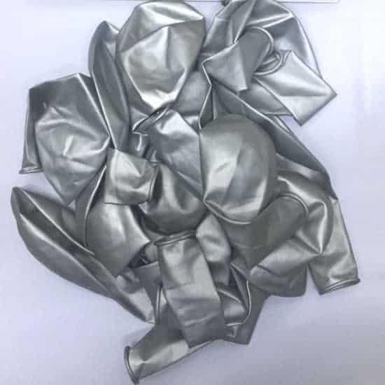 Balloons Metallic-Silver
