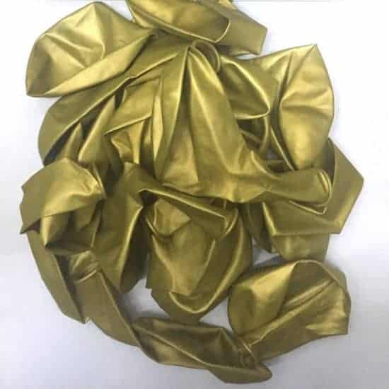 Balloons Metallic-Gold