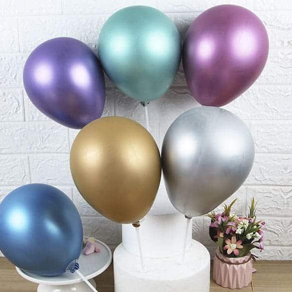 Balloons Metallic Bag 25