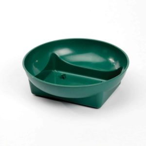 Square/Round Bowl - Green 4015_a_