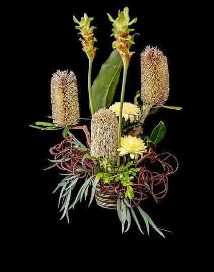 Bush Tucker Floral Arrangement