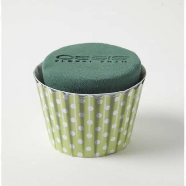 OASIS® Floral Cupcakes 6cm x 8cm