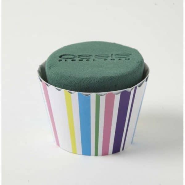 OASIS® Floral Foam Cupcakes - 3 Designs