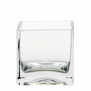 Glass Cube Small - 8 cm x 8cm x 8cm